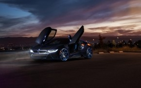 Gorgeous New BMW i8