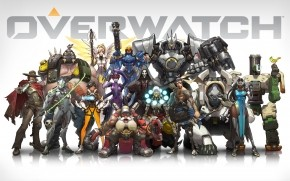Overwatch Lineup wallpaper