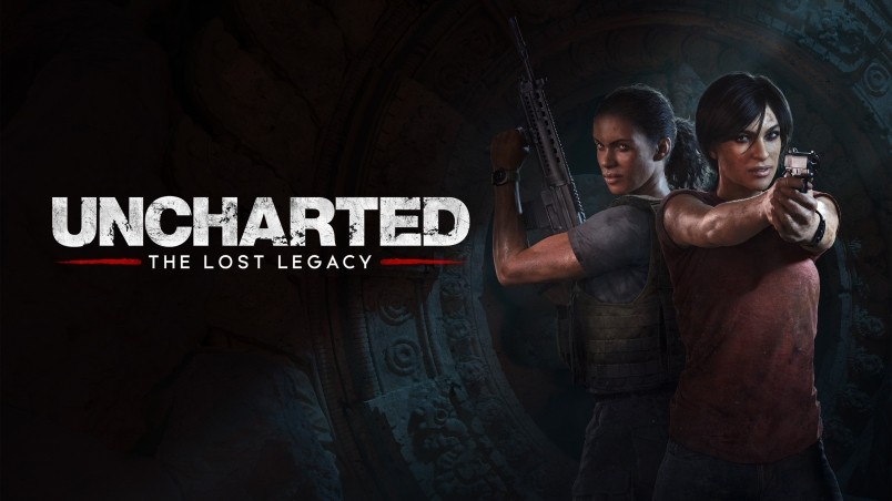 Uncharted The Lost Legacy wallpaper
