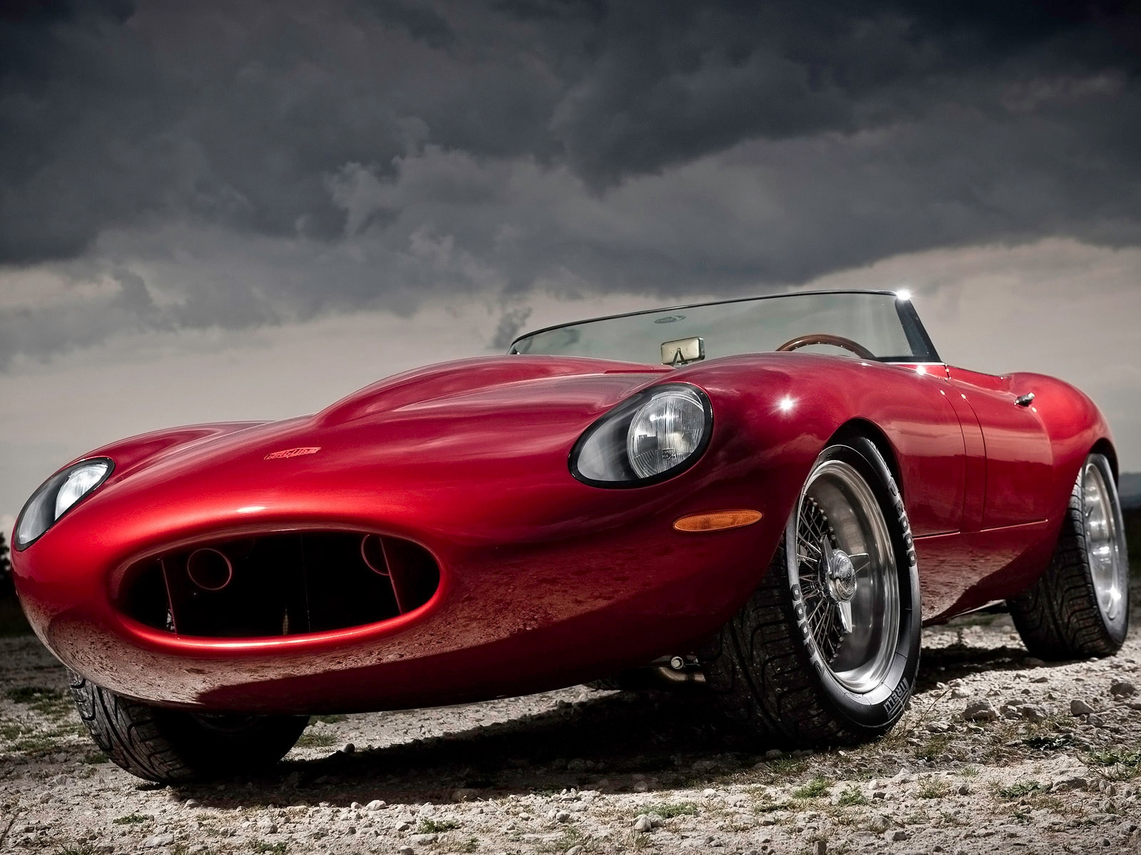 2011 Eagle Jaguar E Type Speedster for 1600 x 1200 resolution