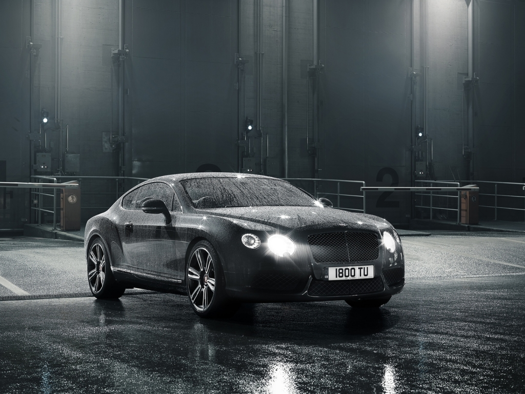 2012 Bentley Continental GT V8 for 1024 x 768 resolution