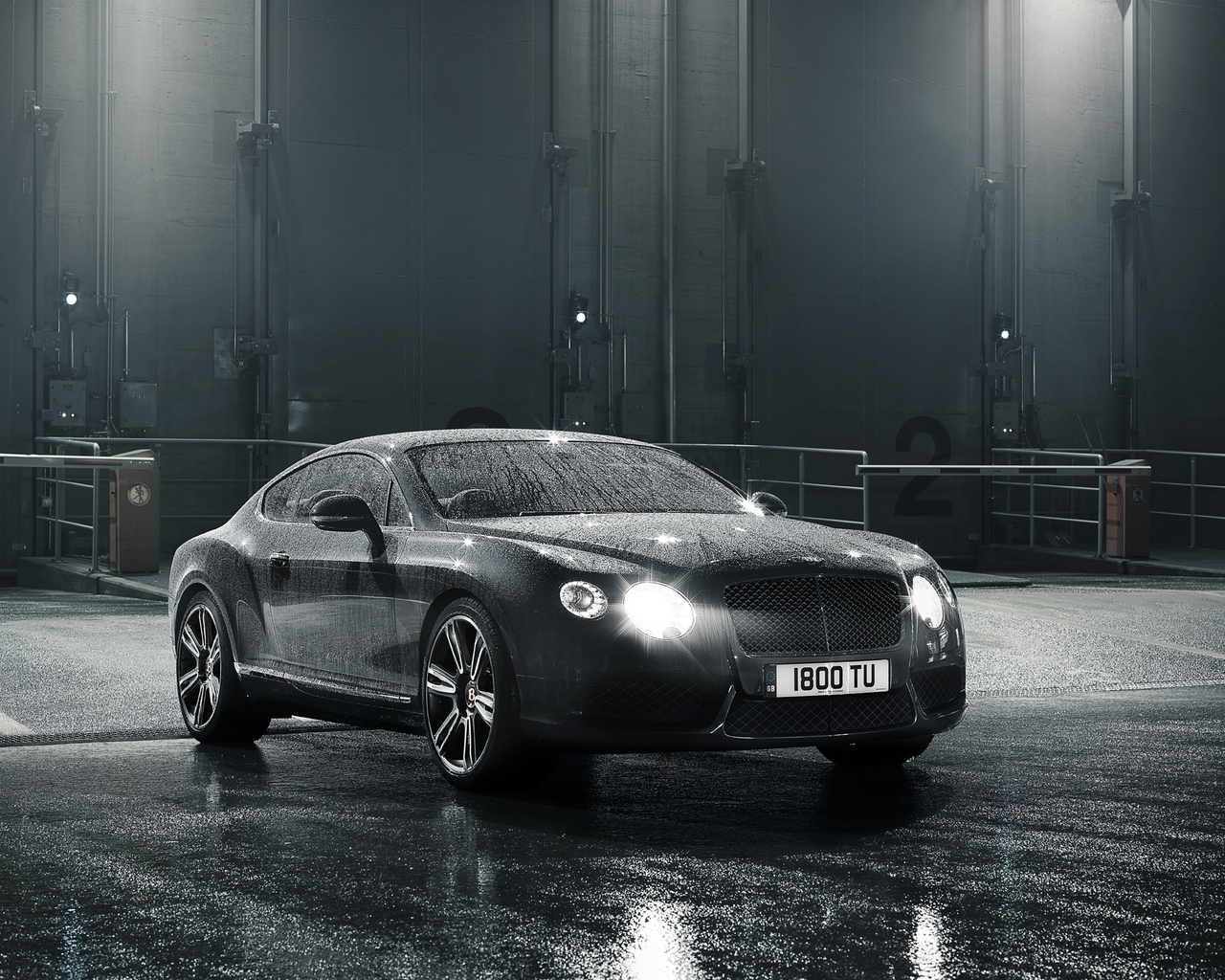 2012 Bentley Continental GT V8 for 1280 x 1024 resolution