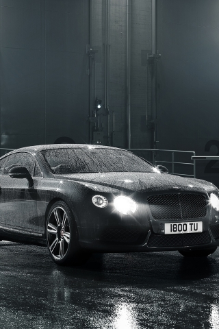 2012 Bentley Continental GT V8 for 320 x 480 iPhone resolution