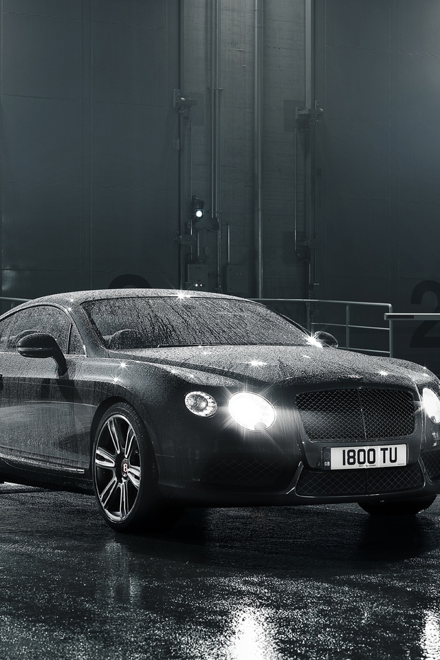2012 Bentley Continental GT V8 for 640 x 960 iPhone 4 resolution