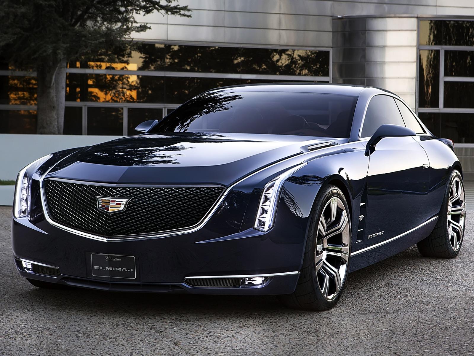 2013 Cadillac Elmiraj Concept 1600 x 1200 Wallpaper
