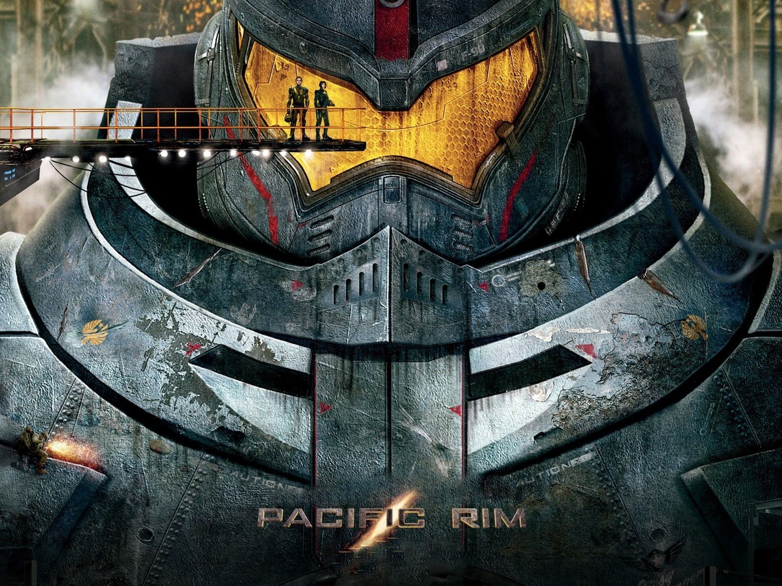 2013 Pacific Rim Film for 1600 x 1200 resolution