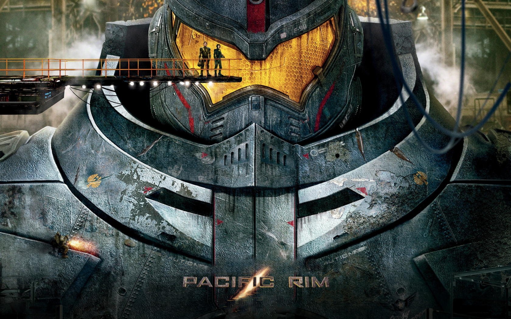2013 Pacific Rim Film for 1680 x 1050 widescreen resolution