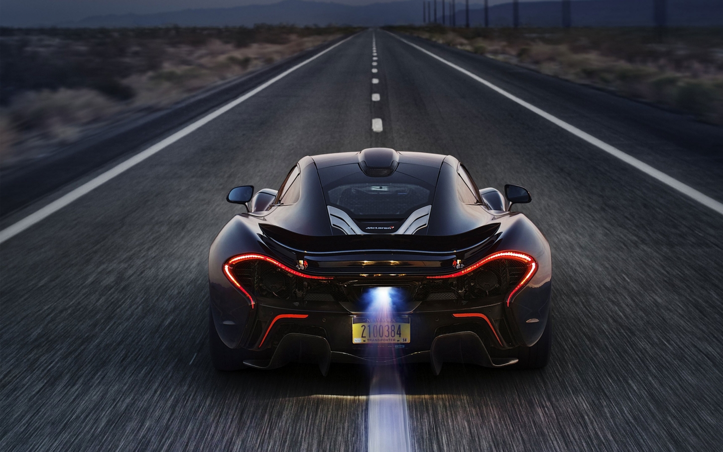2014 McLaren P1 for 1440 x 900 widescreen resolution