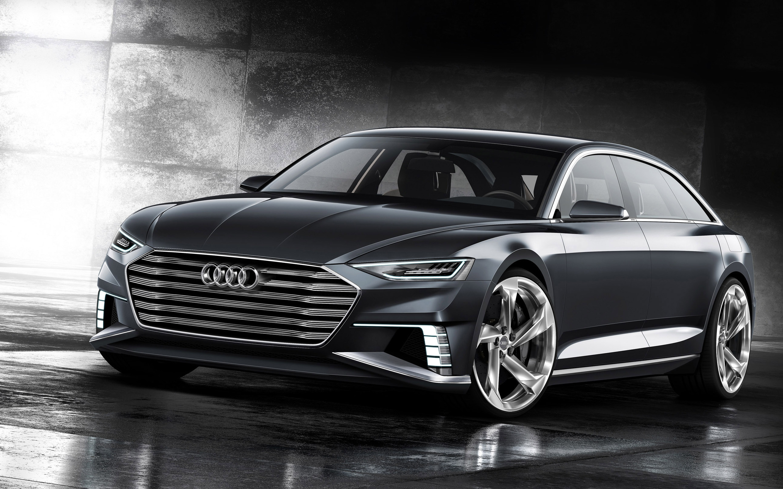 2015 Audi Prologue Avant Concept for 2560 x 1600 widescreen resolution
