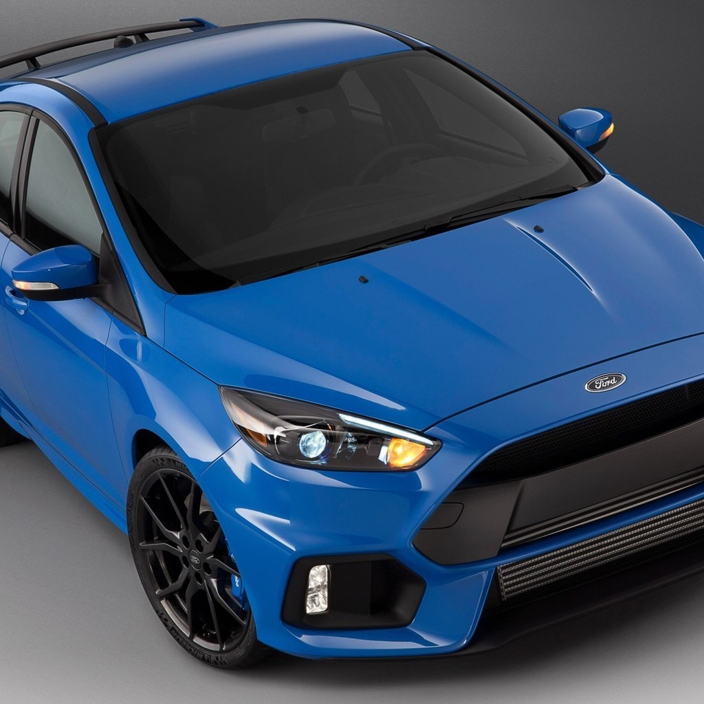 2015 Ford Focus RS  for 1024 x 1024 iPad resolution