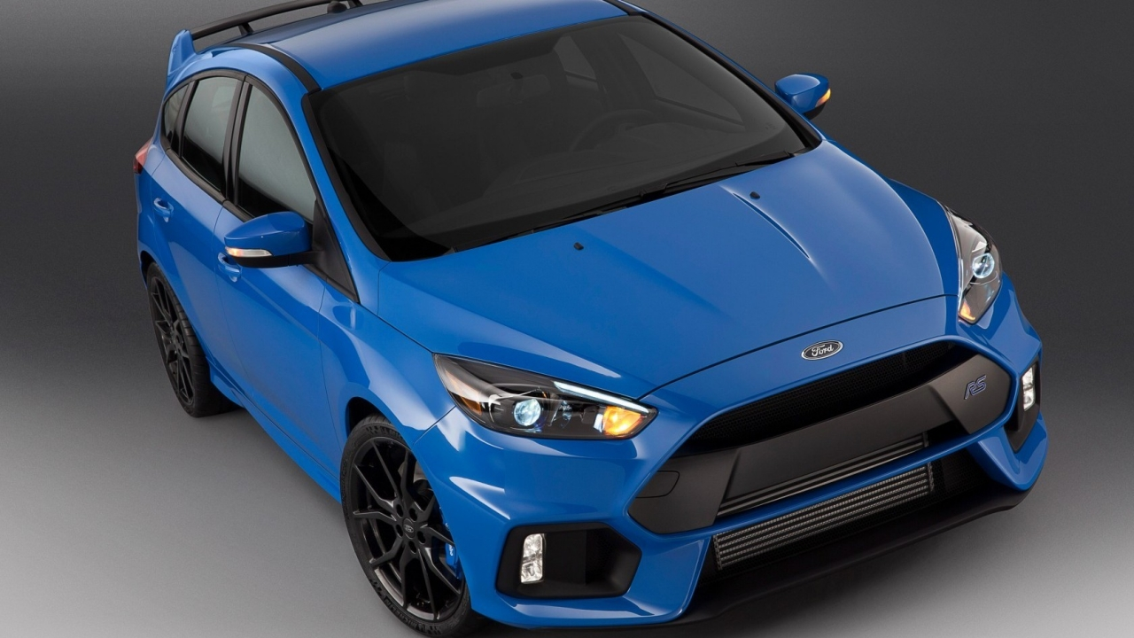 2015 Ford Focus RS  for 1280 x 720 HDTV 720p resolution
