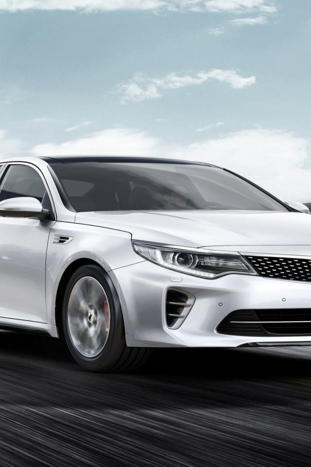 2016 Kia Optima GT for 640 x 960 iPhone 4 resolution