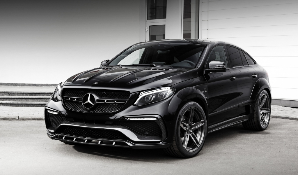 2016 Mercedes-Benz GLE-class for 1024 x 600 widescreen resolution