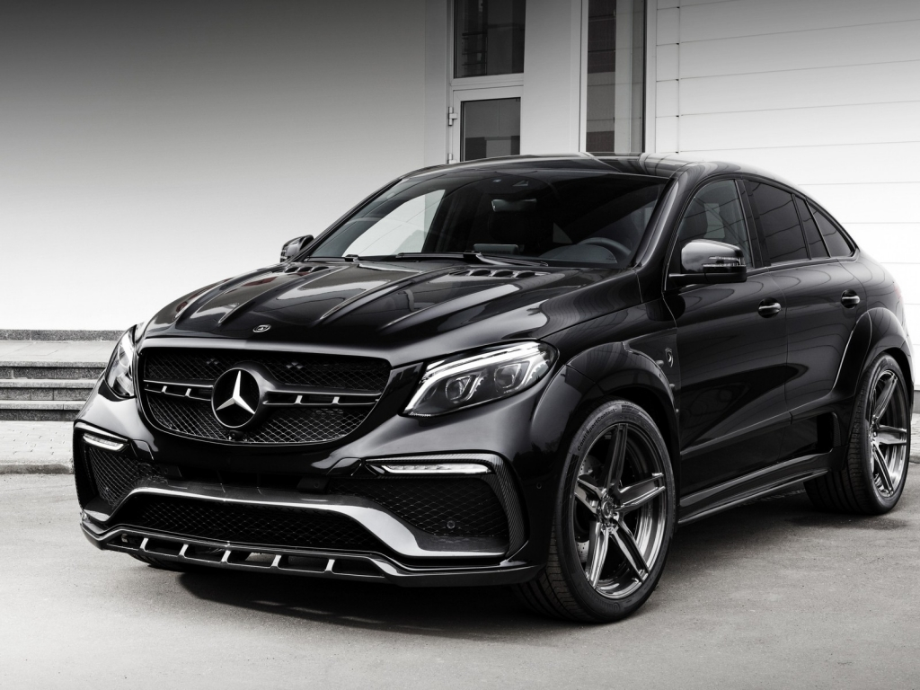 2016 Mercedes-Benz GLE-class for 1024 x 768 resolution