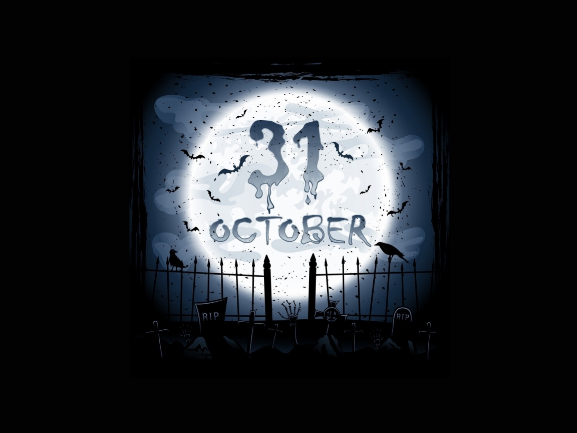 31 October for 1152 x 864 resolution