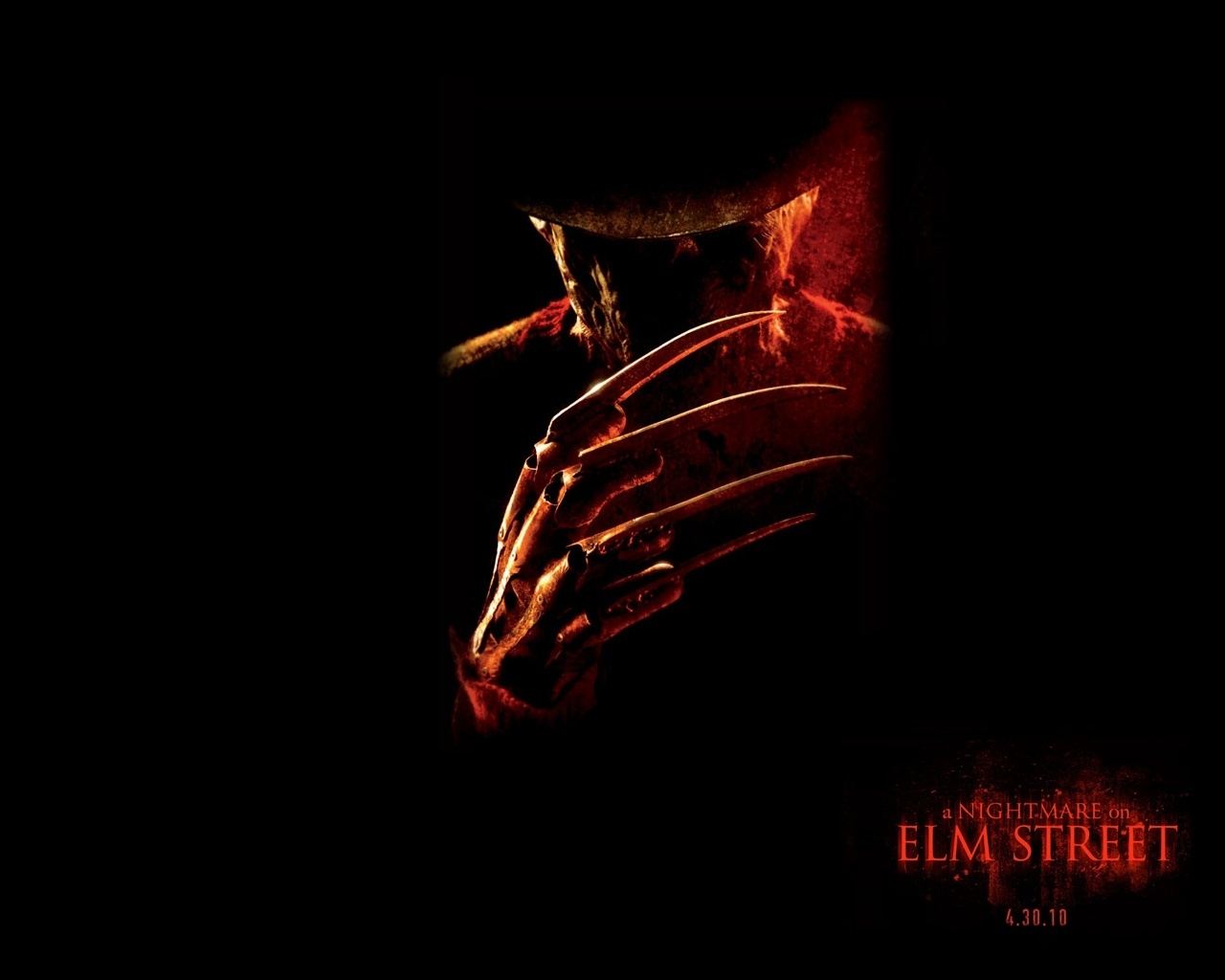 A Nightmare on Elm Street 2010 for 1280 x 1024 resolution