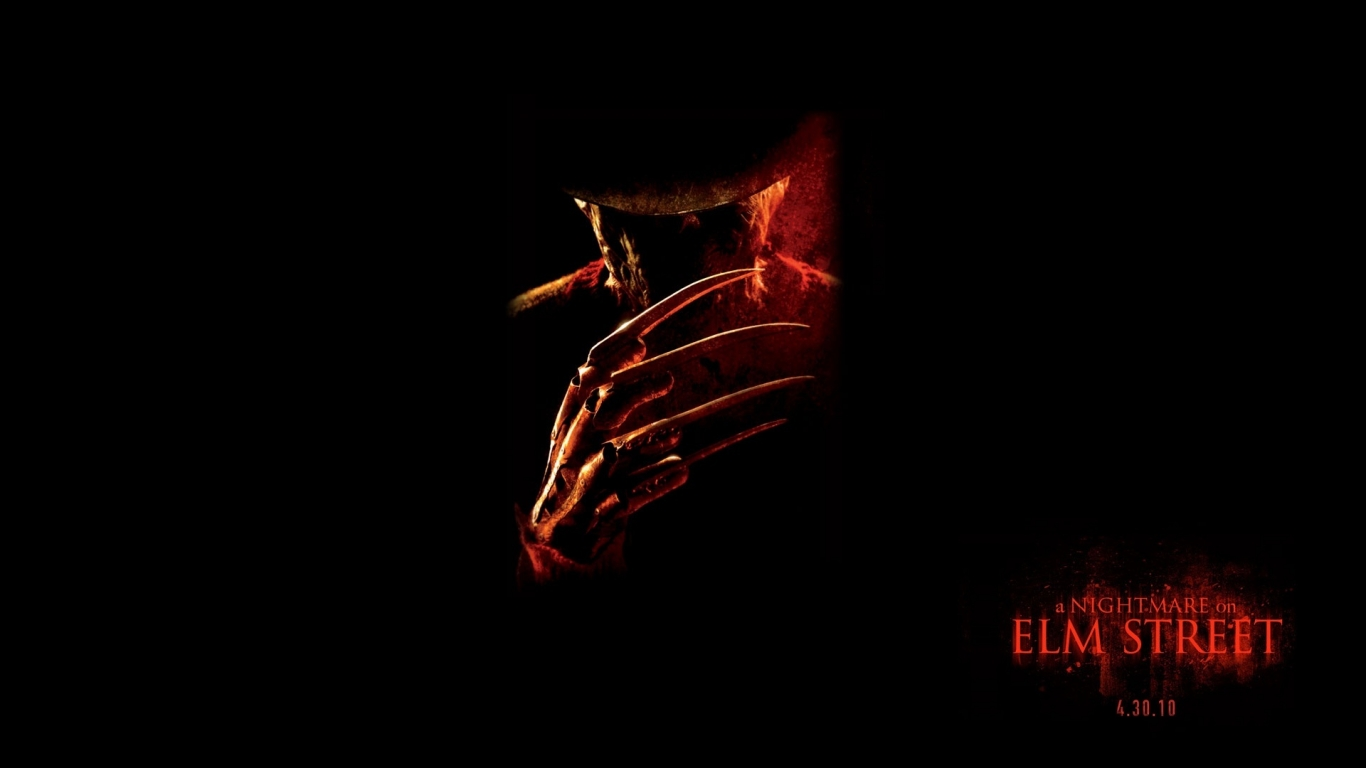 A Nightmare on Elm Street 2010 for 1366 x 768 HDTV resolution