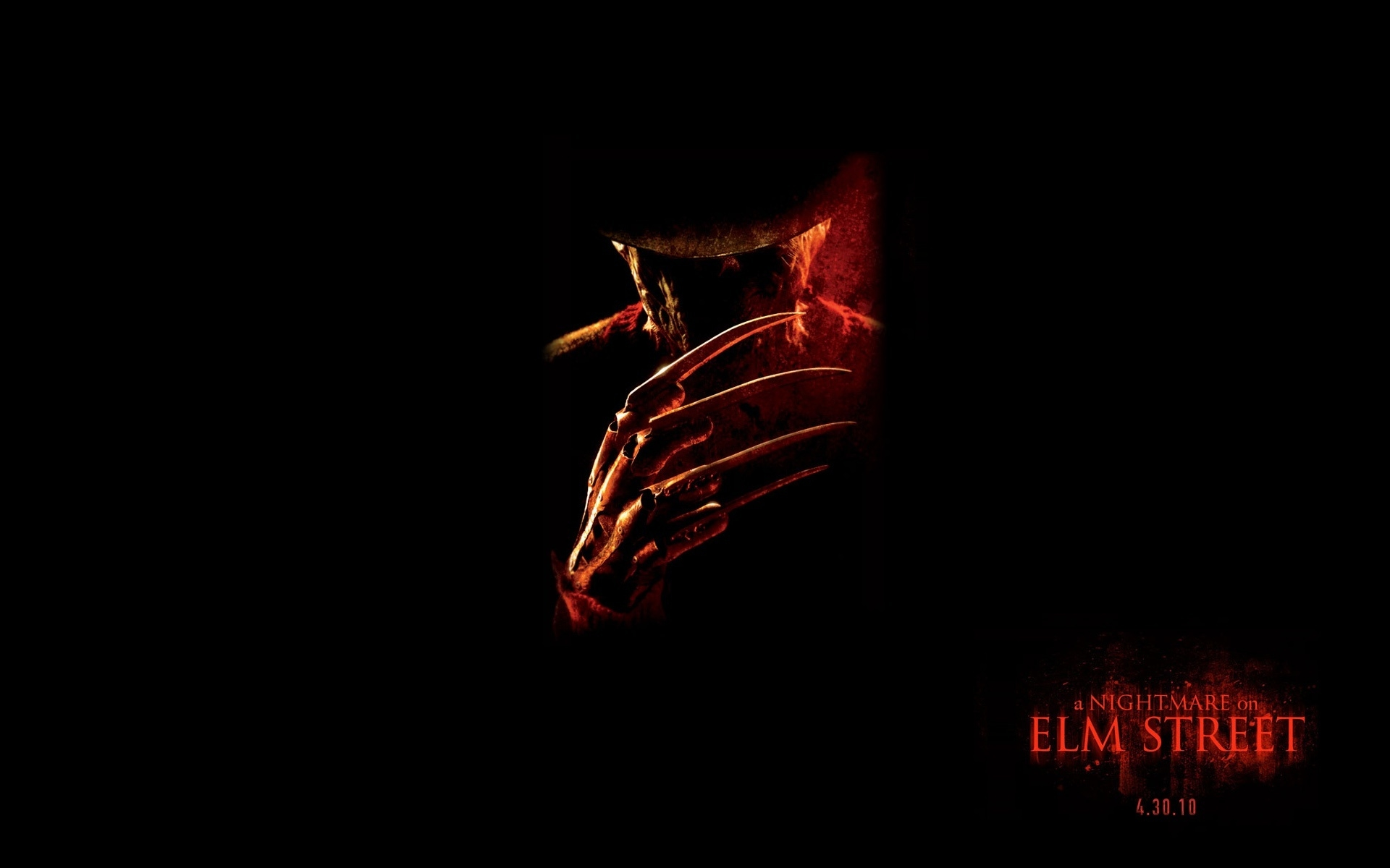 A Nightmare on Elm Street 2010 for 1920 x 1200 widescreen resolution