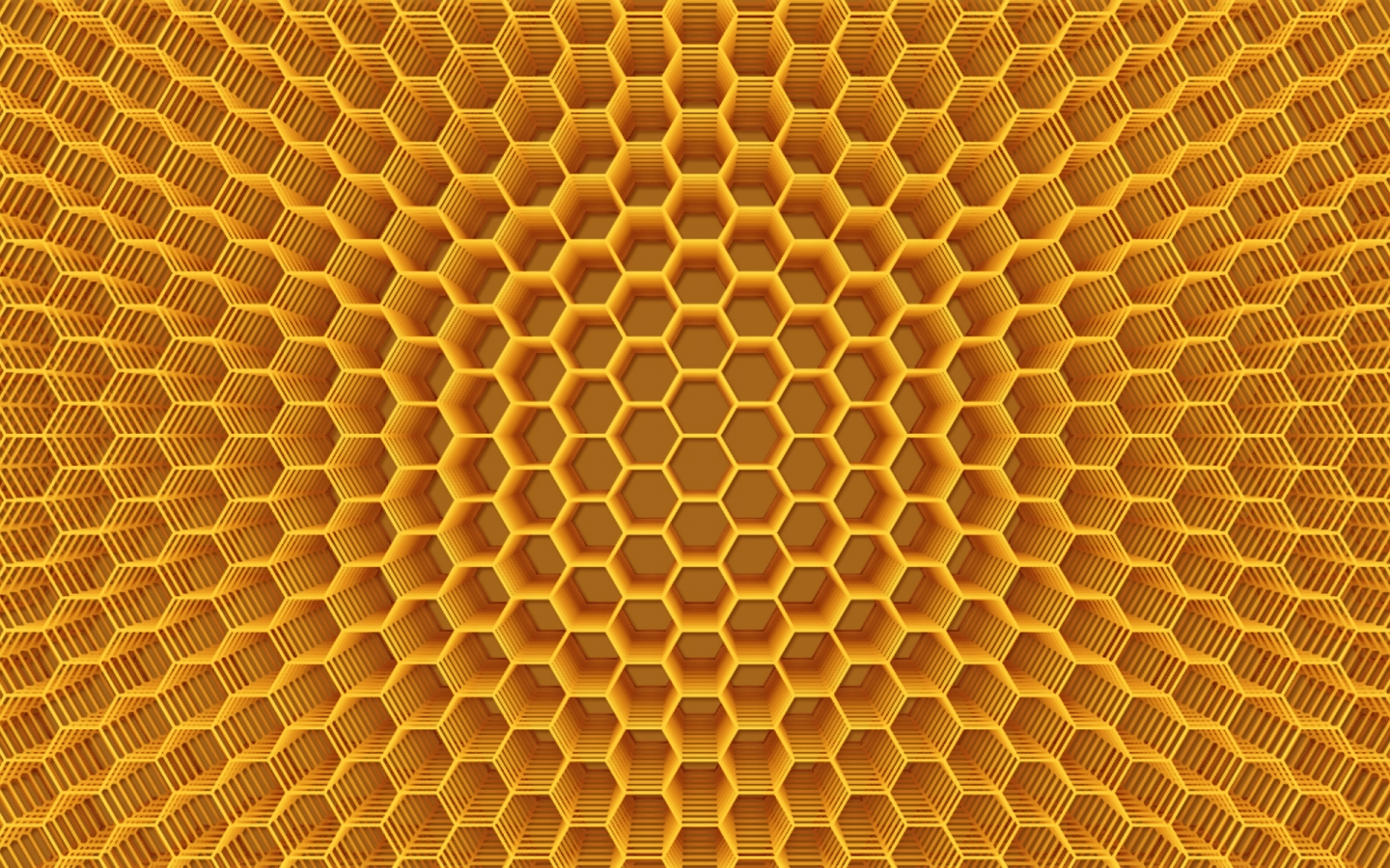 Abstract Honeycomb Structure for 1440 x 900 widescreen resolution