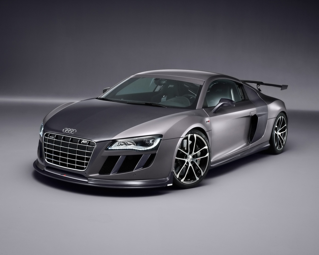 Abt Audi R8 GT-R 2010 for 1280 x 1024 resolution