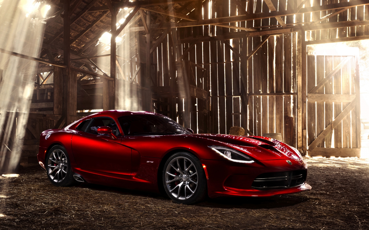 Amazing Dodge SRT Viper GTS for 1440 x 900 widescreen resolution