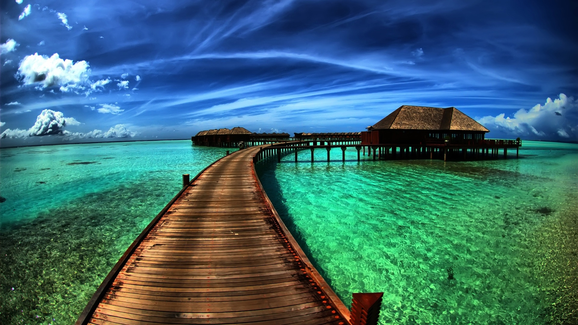 Amazing Sea Resort for 1920 x 1080 HDTV 1080p resolution