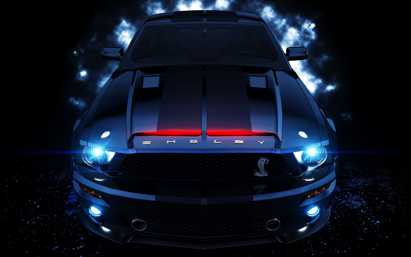 Amazing Shelby for 1440 x 900 widescreen resolution
