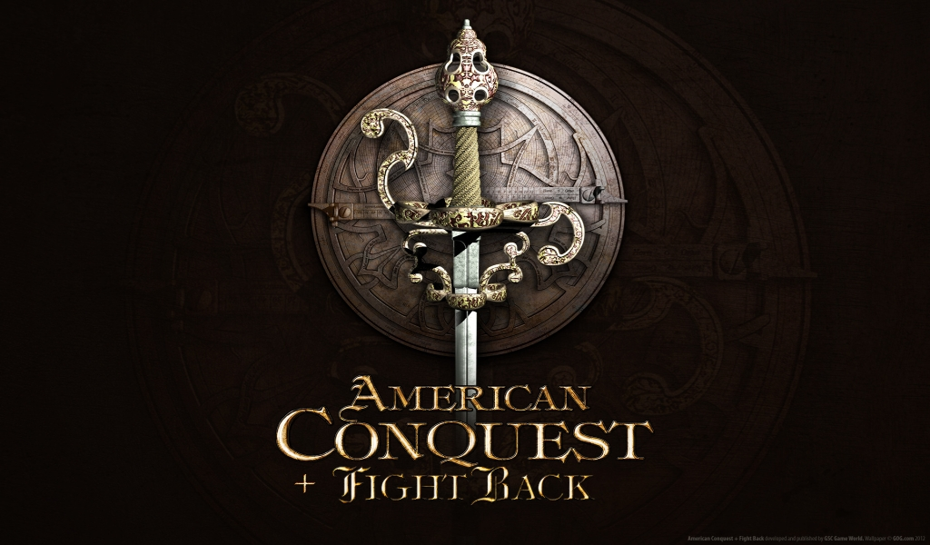 American Conquest for 1024 x 600 widescreen resolution