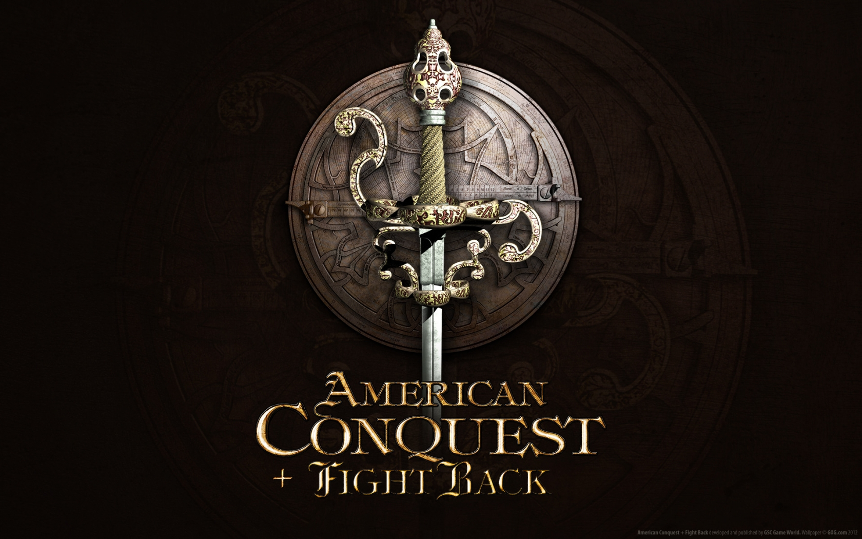 American Conquest for 1680 x 1050 widescreen resolution