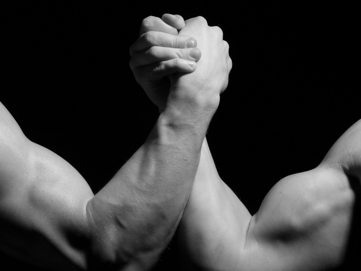 Arm Wrestle for 1152 x 864 resolution