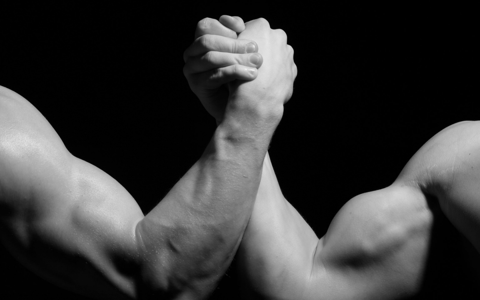 Arm Wrestle for 1680 x 1050 widescreen resolution