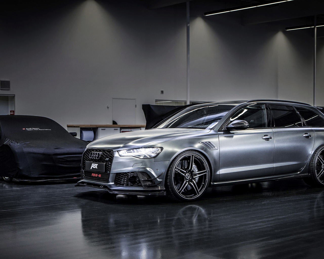 Audi RS6 R ABT for 1280 x 1024 resolution