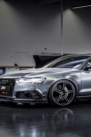 Audi RS6 R ABT for 320 x 480 iPhone resolution