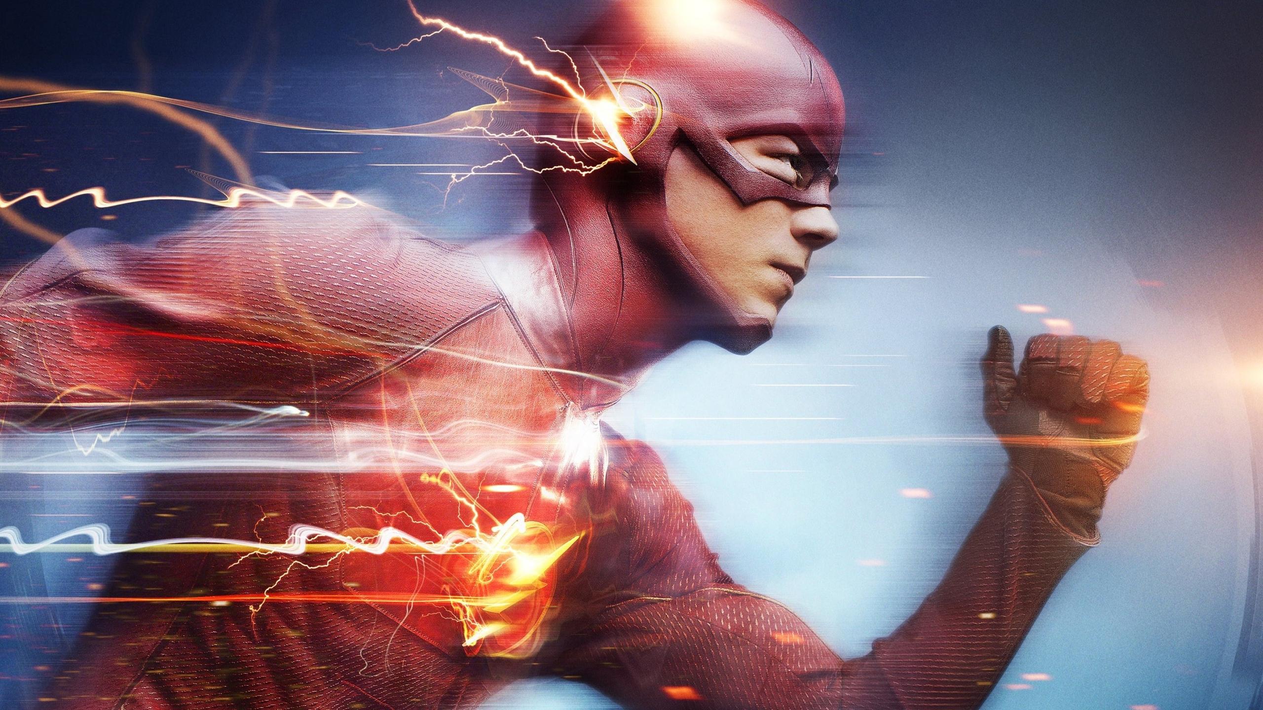 Barry Allen The Flash Hd Wallpaper Wallpaperfx