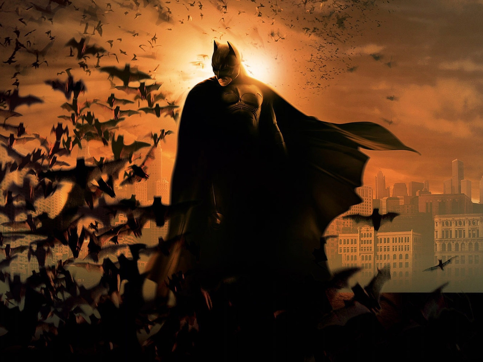 Batman 3 The Dark Knight rises for 1600 x 1200 resolution