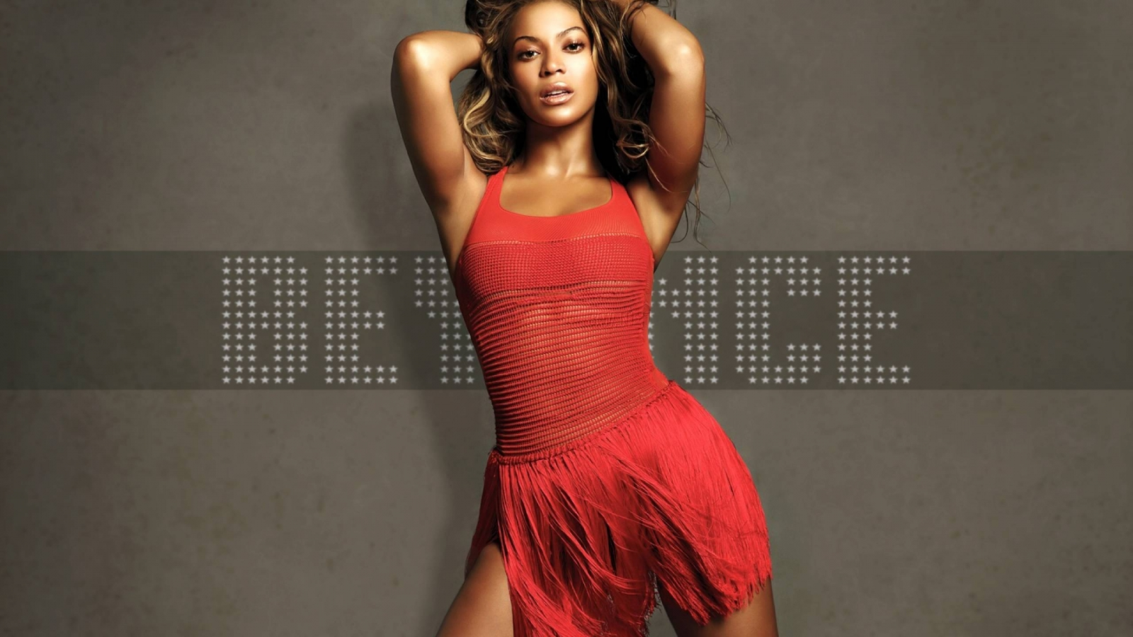 Beautiful Beyonce for 1600 x 900 HDTV resolution