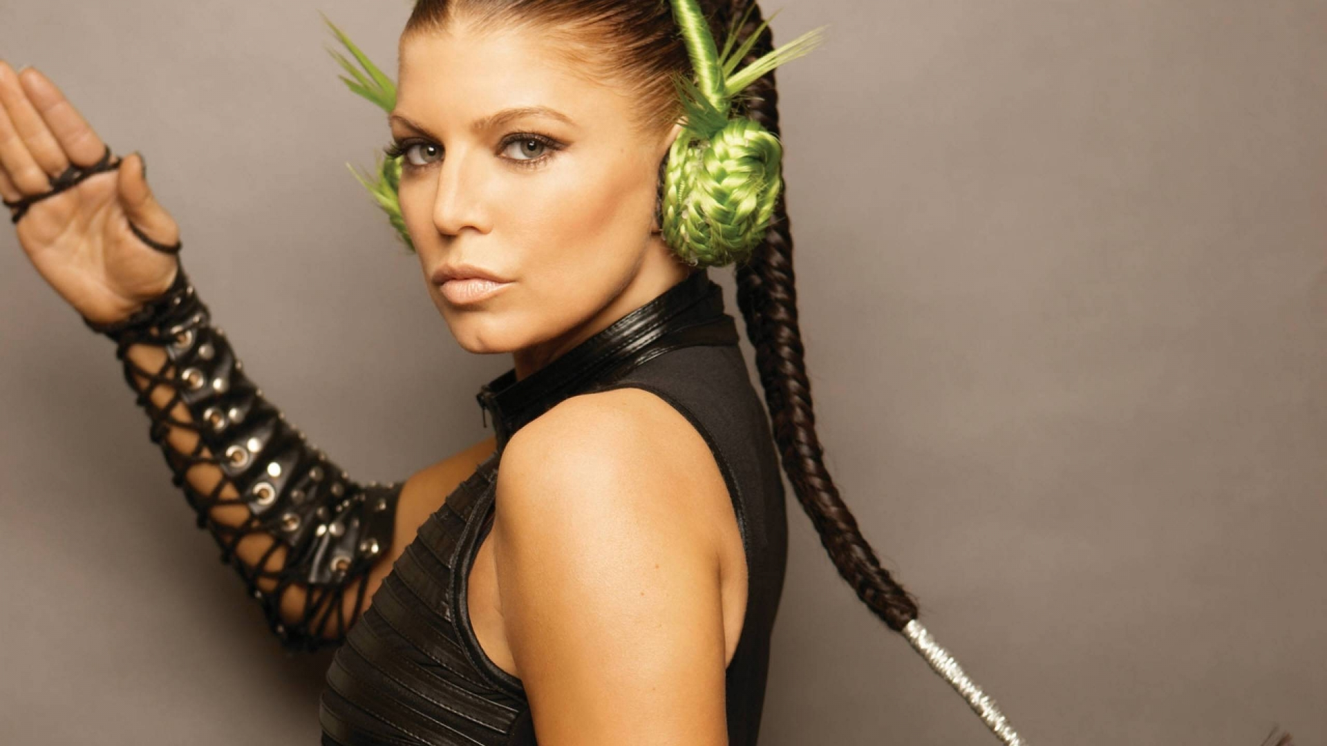 Beautiful Fergie for 1920 x 1080 HDTV 1080p resolution