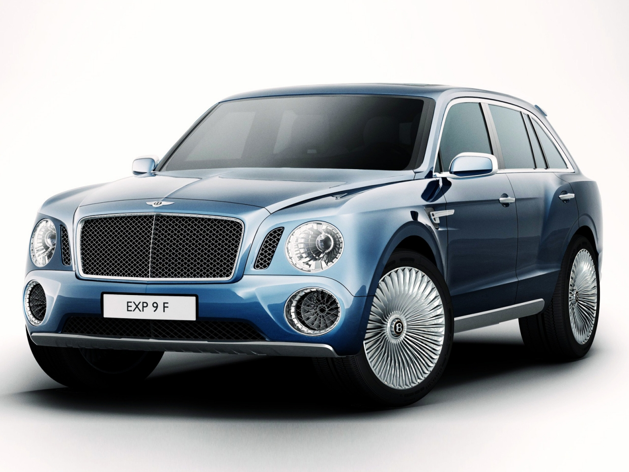 Bentley SUV 2012 Geneva for 1280 x 960 resolution