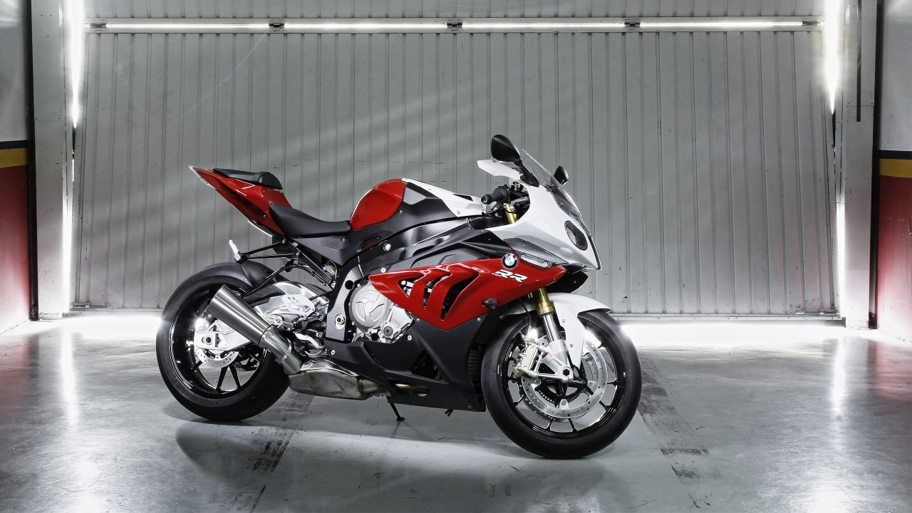 BMW S 1000 2012 for 1280 x 720 HDTV 720p resolution