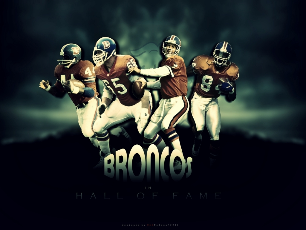 Broncos Hall of Fame for 1024 x 768 resolution