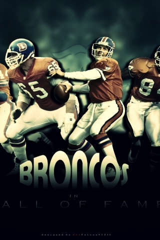 Broncos Hall of Fame for 320 x 480 iPhone resolution