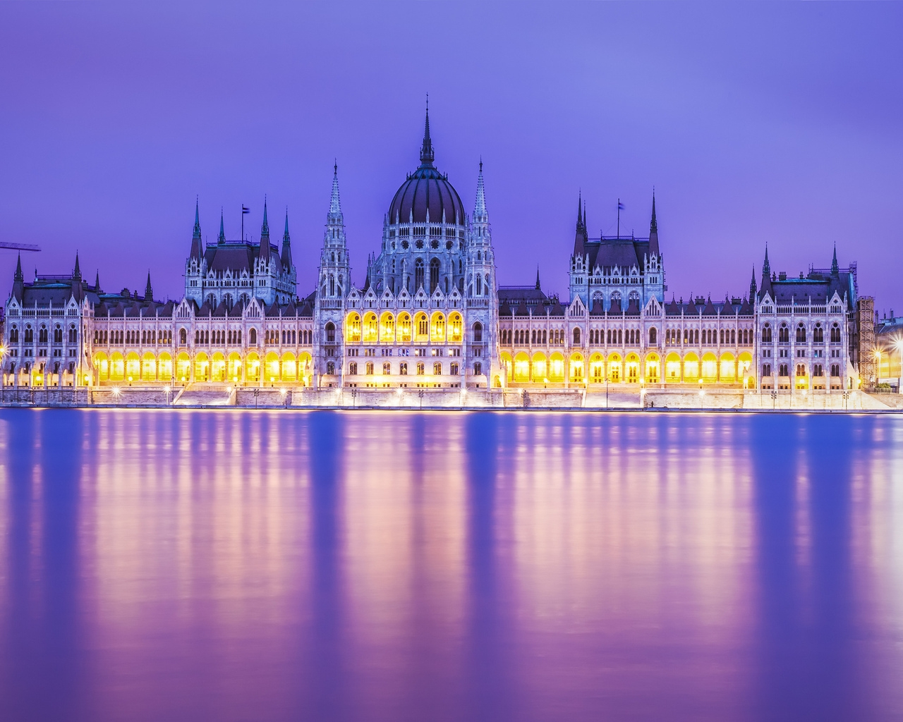 Budapest Parliament Building for 1280 x 1024 resolution