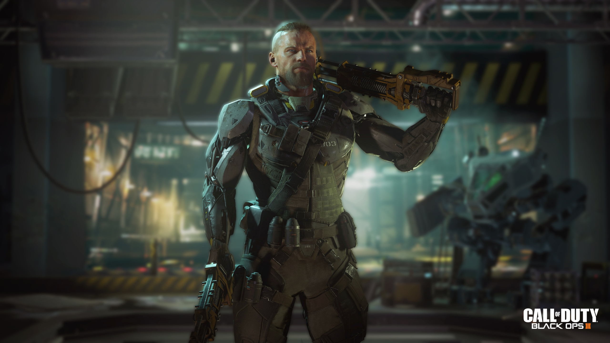 Call Of Duty Black Ops 3 Specialist Ruin 2560x1440 Hdtv Wallpaper