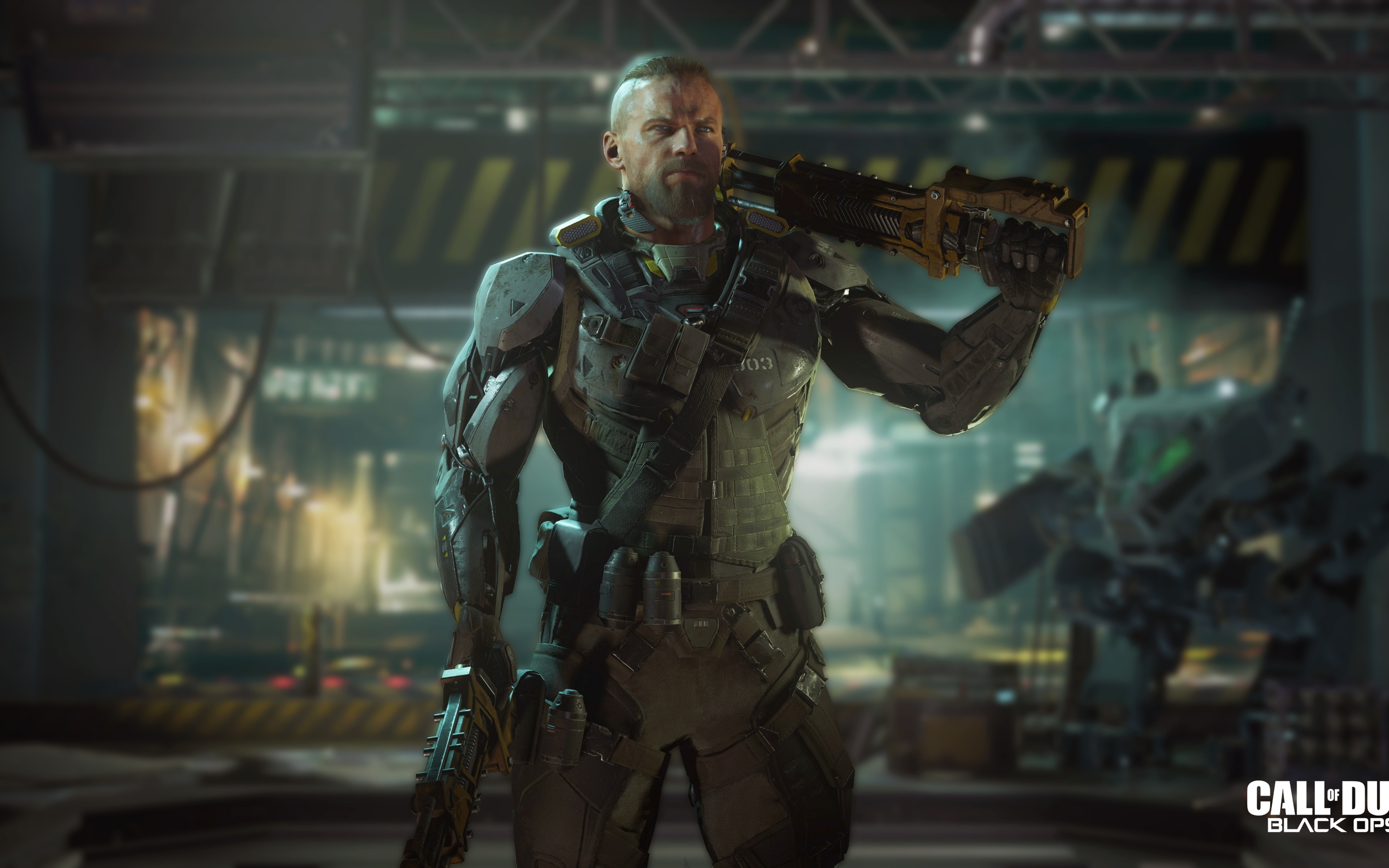 Call of Duty Black Ops 3 Specialist