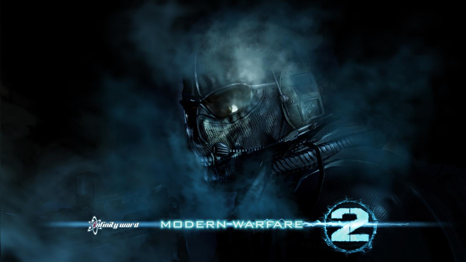 Call Of Duty Modern Warfare 2 Hd Wallpaper Wallpaperfx