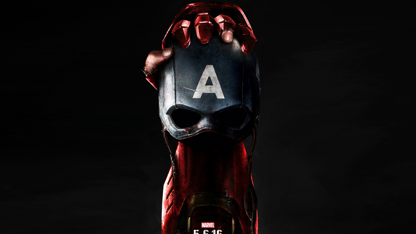 Captain America Civil War Poster 2016 for 1680 x 945 HDTV resolution