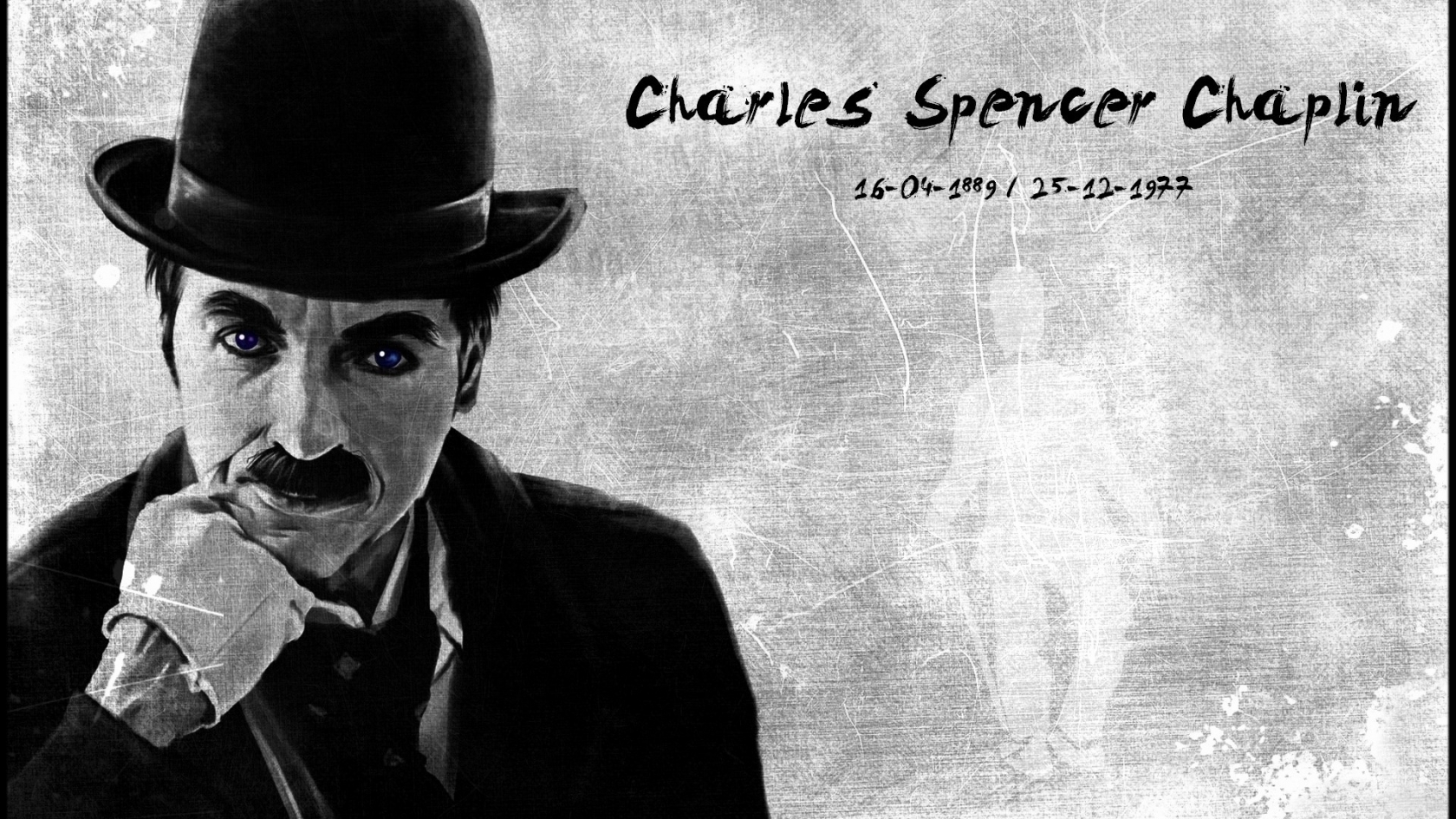 Charles Chaplin for 1680 x 945 HDTV resolution