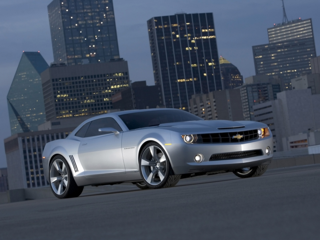 Chevrolet Camaro Background for 1024 x 768 resolution