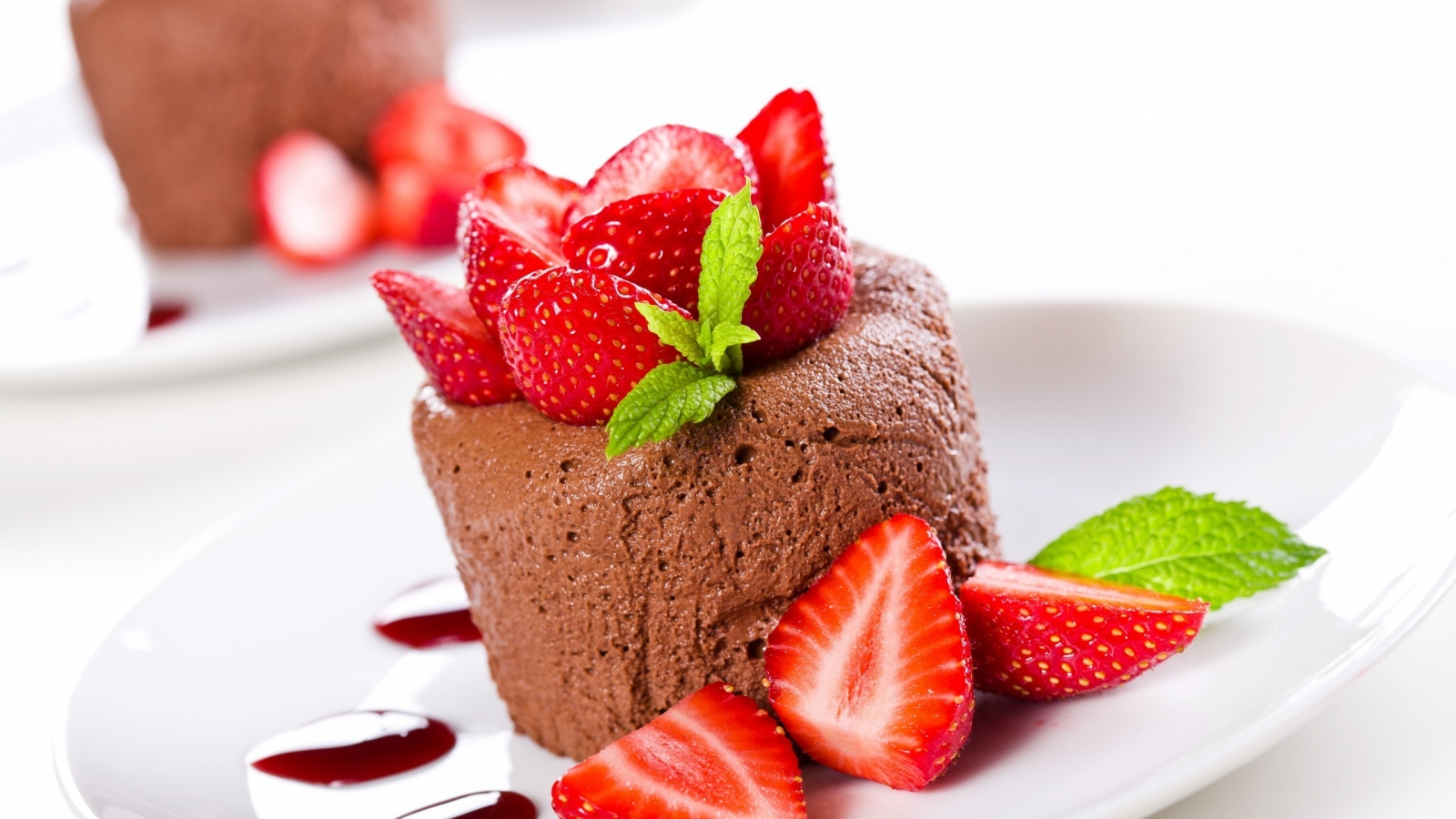 Chocolate Mousse for 1600 x 900 HDTV resolution
