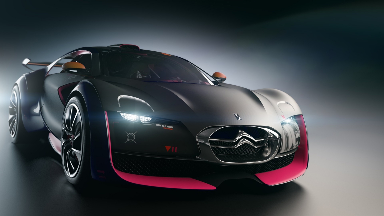 Citroen Survolt Concept for 1536 x 864 HDTV resolution
